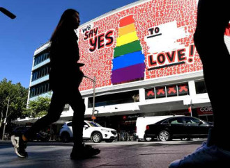 """Australia, il referendum ha detto Sì alle """"nozze"""" gay"""