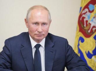 Putin vieta i «matrimoni» gay