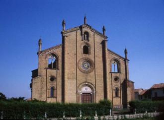 Bassiano, la Basilica consacrata da Ambrogio