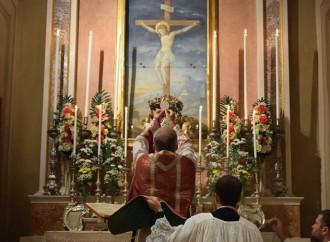 In aumento le messe tridentine e la riscoperta del sacro
