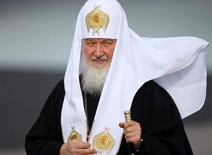 Il patriarca Kirill