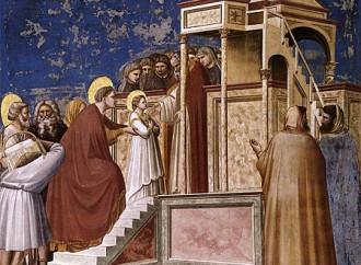 Maria al tempio: passaggio al nuovo Israele