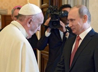 Siria, Venezuela e disarmo nel piatto tra Putin e il Papa