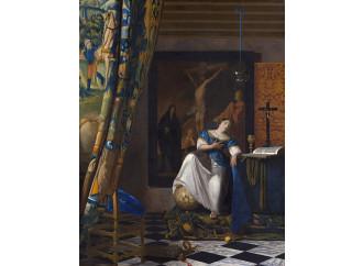 Quel cattolico di Vermeer