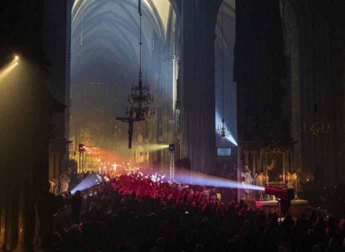 Un concerto blasfemo per la causa Lgbt nella cattedrale di Vienna