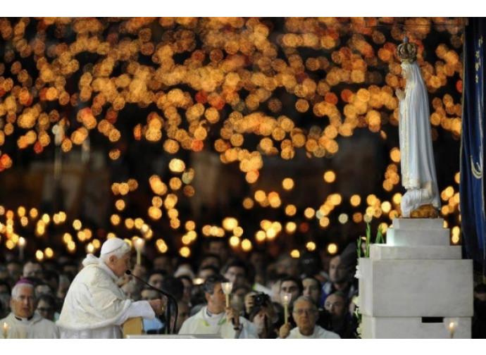 Benedetto XVI - Maria