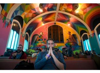 Dalla chiesa della cannabis al drogato di Stato
