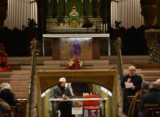 Arrivano i CattoMani: l'imam predica il suo Gesù in chiesa