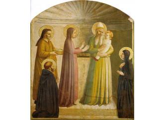 La Presentazione  al Tempio  secondo Fra' Angelico