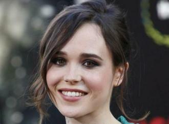 """Ellen Page """"diventa"""" Elliot"""