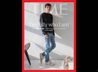 Primo trans su copertina Time