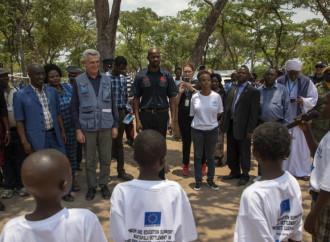 Zambia, modello di accoglienza