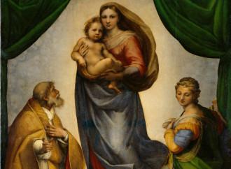 Madonna Sistina, la più bella immagine che abbiamo di Maria