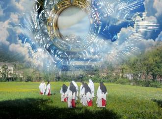 «L'Eucaristia, una breccia aperta sull'Eternità»