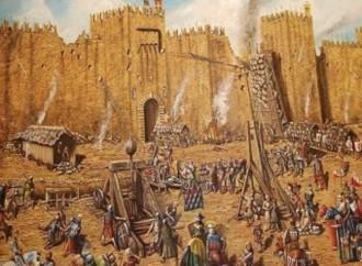 L'assedio di Gerusalemme e la distruzione del Tempio