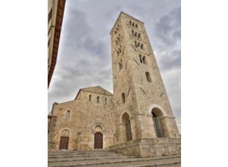 """Cattedrale di Anagni, una """"cappella Sistina"""" medievale"""