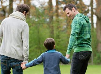 Il 58% dei giovani italiani è a favore dell'adozione gay