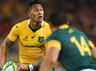 Australia, campione di rugby chiama alla conversione i gay