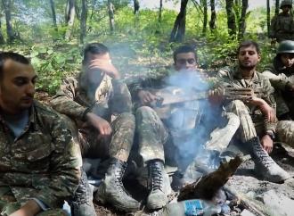 I soldati armeni che cantano in guerra hanno già vinto