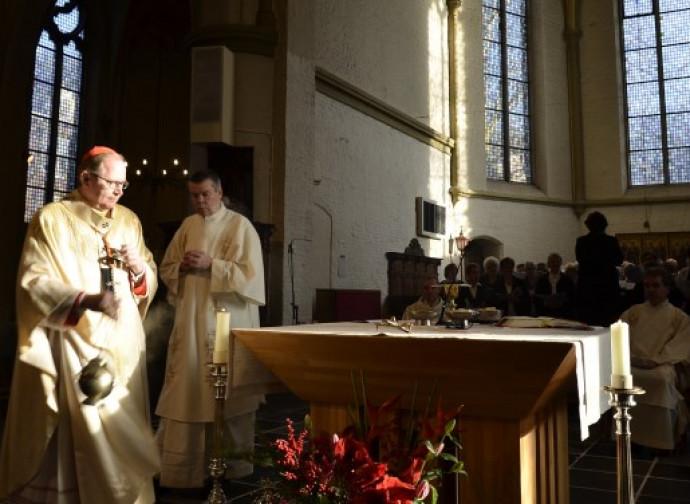 L'arcivescovo di Utrecht Willem Eijk