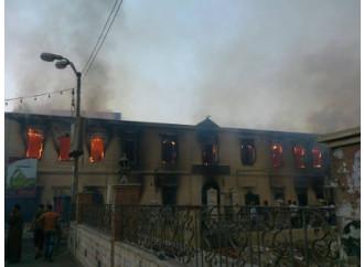 Un Natale nel terrore per i cristiani egiziani