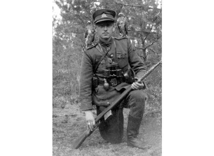 Adolfas Ramanauskas-Vanagas, comandante partigiano