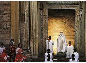 Giubileo, appello a papa Francesco: «Deve essere un chiaro invito alla conversione»