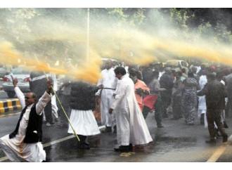 """""""Intoccabili"""" e cristiani nelle catacombe dell'India"""