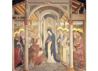 Vita di Maria nella cattedrale di Atri
