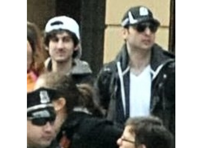 Attentatori Boston