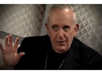 Castigo? Ebbene sì. Bergoglio manda in tilt i caudatari