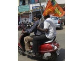 I radicali indù aggrediscono i cristiani per farsi eleggere