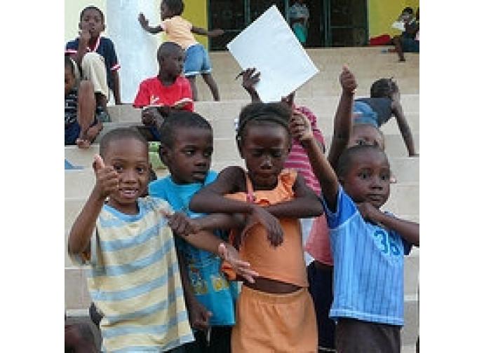 Bambini Haiti
