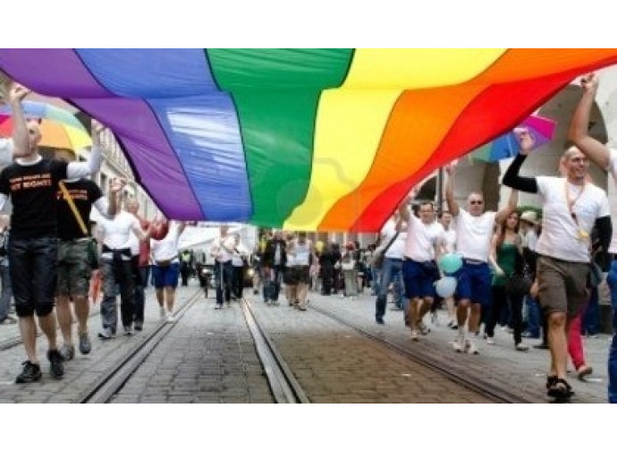 Manifestazione omosessuale