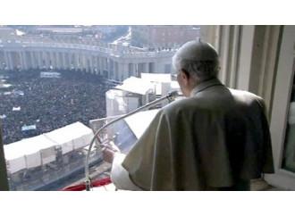 Benedetto XVI: non abbiate paura di combattere lo spirito del male