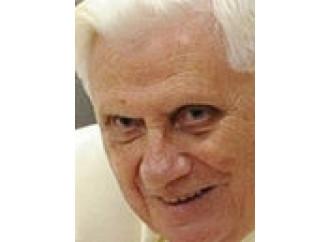 La paternità di Dio  secondo  Benedetto XVI