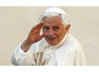 La Quaresima  di Benedetto XVI