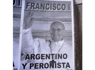 Bergoglio, figlio dell'era Peron