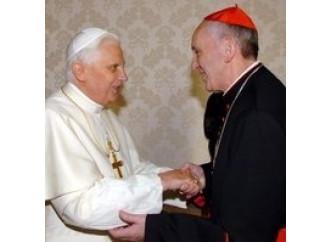 Da Benedetto a Francesco,  un legame saldo
