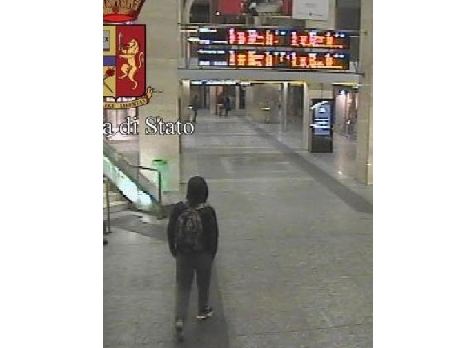 Il terrorista di Berlino alla stazione di Torino