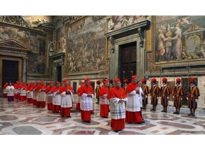 Cardinali al Conclave