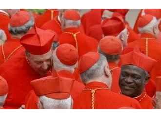 """Se un """"vescovo  vagante"""" s'infiltra  in Vaticano"""