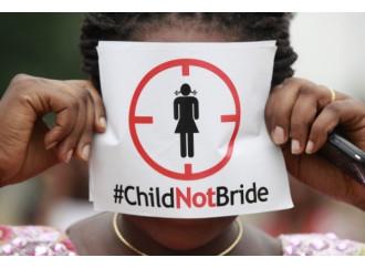 Combattono i matrimoni infantili per i motivi sbagliati