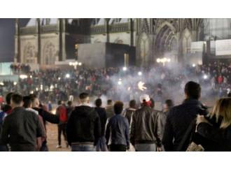 """Un'italiana nella bolgia del """"sex mob"""" di Dusseldorf"""