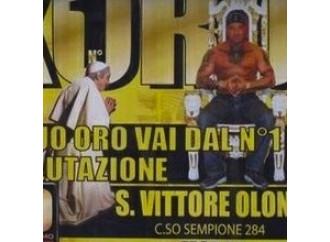 Se insultare il Papa  è un affare