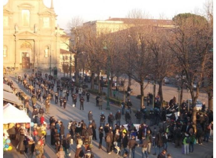 Le due manifestazioni