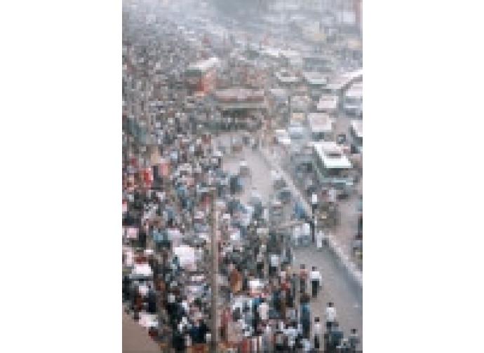 Folla a Dhaka
