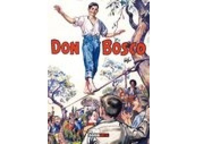 copertina fumetto Don Bosco