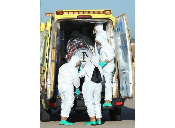 Ebola in Spagna