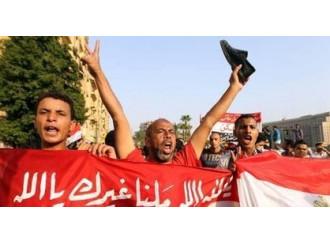 Egitto, e ora la contro-rivoluzione